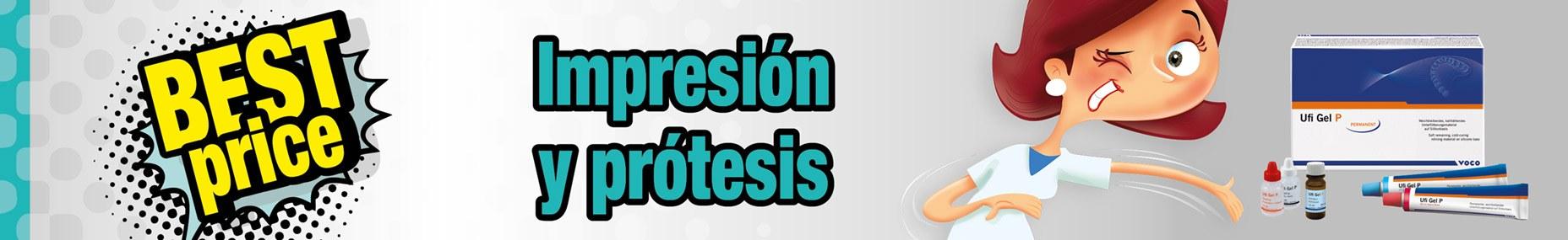 Impresión y prótesis image