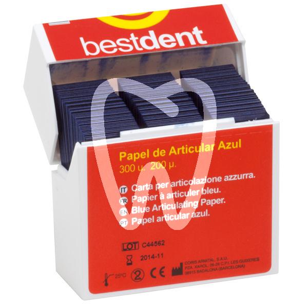 Product - PAPEL DE ARTICULAR BESTDENT