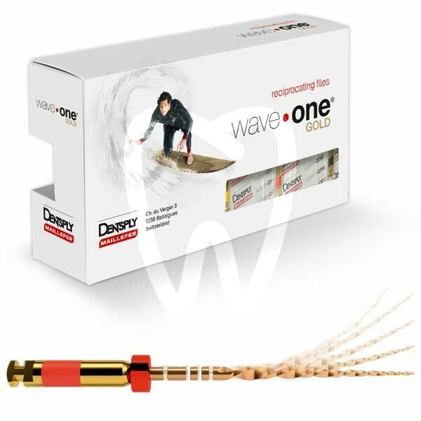 Product - LIMAS WAVEONE GOLD 6 UDS.
