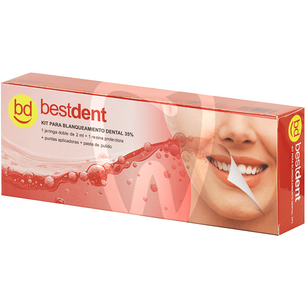 Product - BLANQUEAMIENTO CLINICA PH 35% BESTDENT