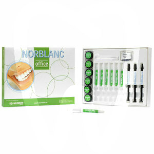 Product - NORBLANC OFFICE KIT 3 Pacientes