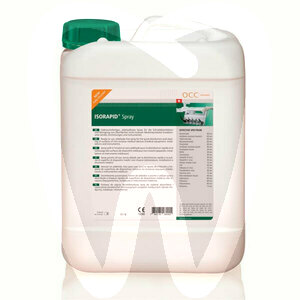 Product - DESINFECTANTE ISORAPID 5L.