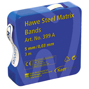 Product - MATRIZ METAL EN ROLLO KERR HAWE