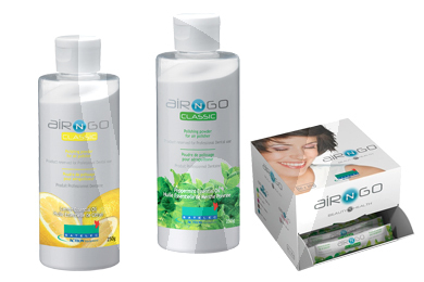 Product - BICARBONATO AIR-N-GO SOBRES