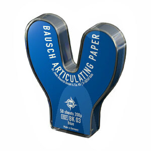 Product - PAPEL BK 03 AZUL HERRADURA 0,2mm