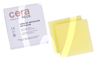 Product - CERA ARTICULAR AMARILLA PLANCHAS
