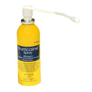 Product - ANESTESIA HURRICAINE SPRAY (BENZOCAINA)