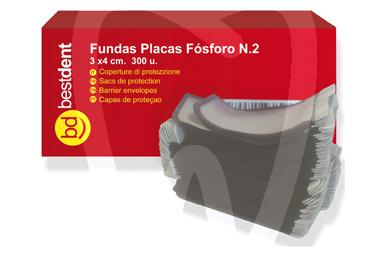 Product - FUNDAS PLACAS FOSFORO Nº2