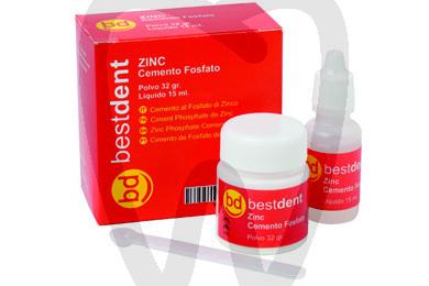 Product - CEMENTO FOSFATO ZINC BESTDENT 32G.+15ML.