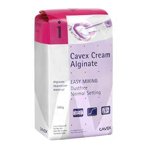 Product - ALGINATO CAVEX CREAM