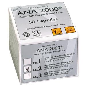 Product - AMALGAMA ANA 2000 N.2