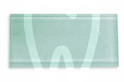 Product - LOSETA DE VIDRIO 15X7X1CM.