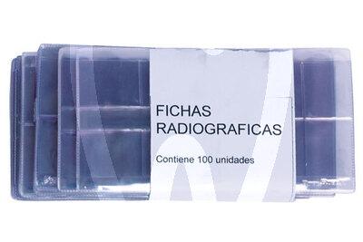 Product - FICHAS RADIOGRAFÍAS  6V-4H