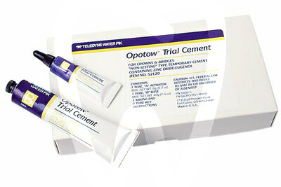 Product - OPOTOW TRIAL CEMENT
