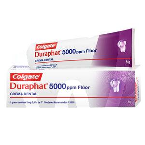 Product - DURAPHAT 5000 CREMA DENTAL DESENSIBILIZ.