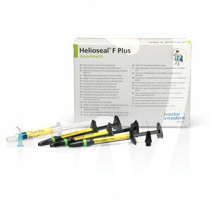 Product - HELIOSEAL F PLUS ASSORTMENT