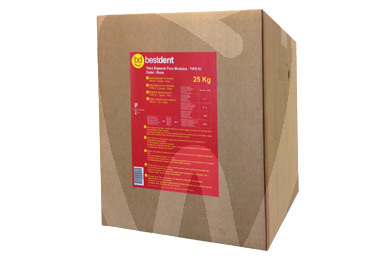 Product - YESO DURO ROSA TIPO IV 25 KG