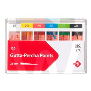 Product - PUNTAS DE GUTTAPERCHA P.D.