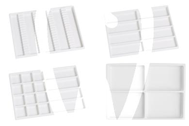 Product - BANDEJA DE INSTRUMENTOS DENTAL ART