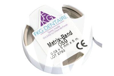 Product - MATRIZ METAL EN ROLLO GROSOR 0.03MM.