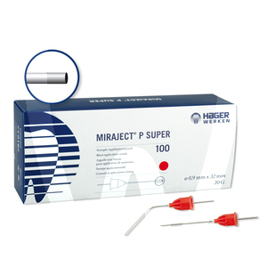 Product - AGUJAS MIRAJECT P (0,8MMX25MM)