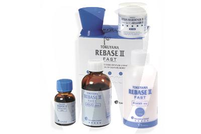 Product - TOKUYAMA REBASE II DURO