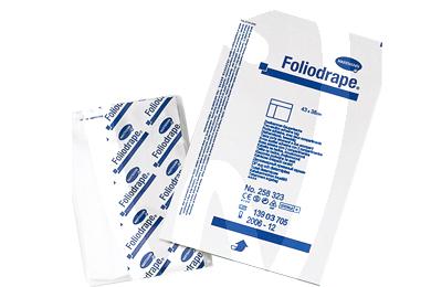 Product - TALLAS ESTERILES FOLIODRAPE 45x75