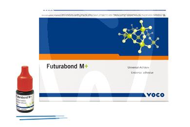 Product - FUTURABOND M+  3x5ml.
