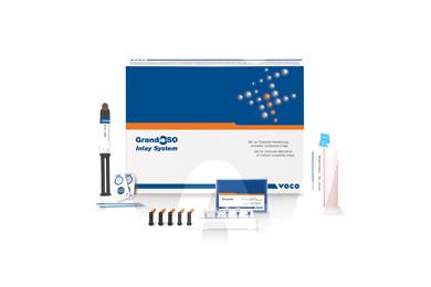 Product - GRANDIOSO INLAY SYSTEM SET