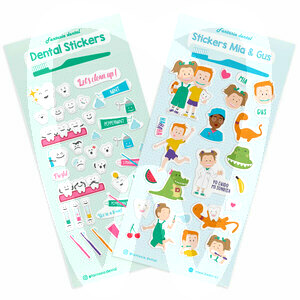Product - JUGUETES STICKERS MIA & GUS