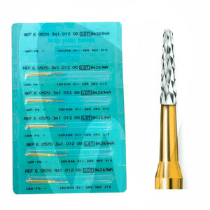 Product - FRESA TUNSGTENO CORTAR METAL F.G 571-012 CÓNICA REDON