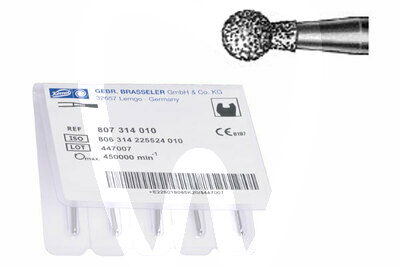 Product - FRESAS DIAMANTE TURBINA REDONDA MODELO 801