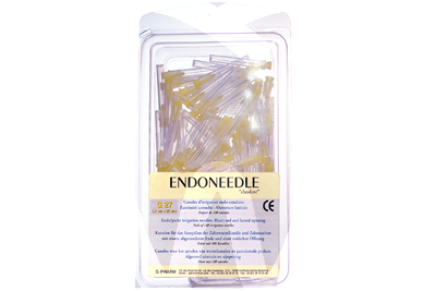 Product - ENDONEEDLE  AGUJAS IRRIGACION G30