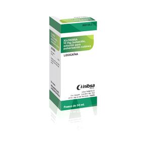 Product - ANESTESIA XILONIBSA SPRAY (LIDOCAINA)