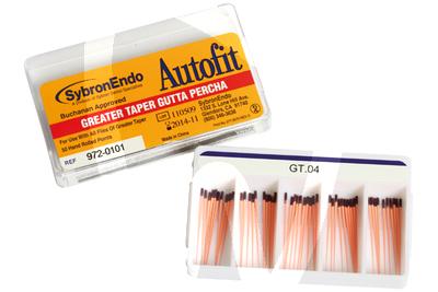Product - GUTTAPERCHA AUTOFIT CONICIDAD .04 - .08