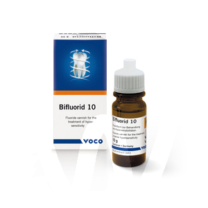 Product - BIFLUORID 10 SET 4g 10ml DISOLVENTE 1615