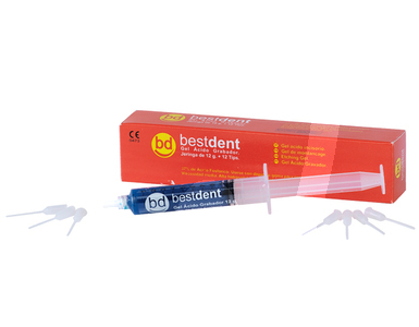 Product - ÁCIDO GRABADOR AZUL