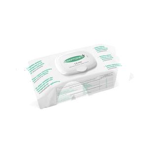 Product - TOALLITAS GRUESAS ASEPTONET 18X20CM.