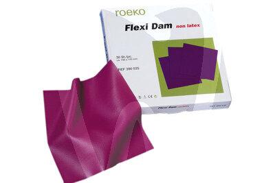 Product - DIQUES FLEXIDAM NON LATEX