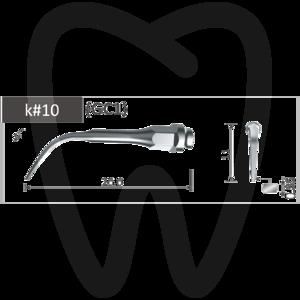 Product - INSERTO Nº10 BESTDENT (KAVO)