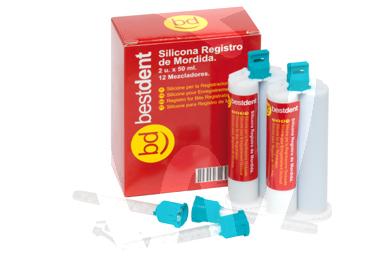 Product - SILICONA REGISTRO DE MORDIDA