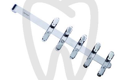 Product - SOPORTE CON 10 PINZAS PARA RX