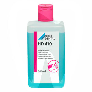 Product - HD 410 DESINFECCIÓN DE MANOS (500ML)