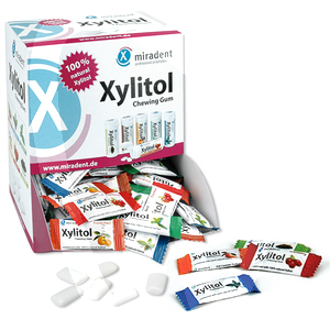 Product - MIRADENT XYLITOL CHICLES SURTIDO