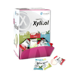 Product - CARAMELOS MIRADENT XYLITOL DROPS SURTIDO