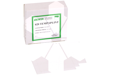 Product - PLANCHAS TEMPORARY SPLINT (.020)