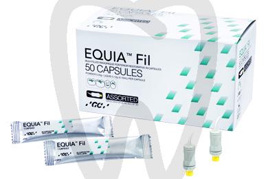 Product - EQUIA CAPSULAS 50UDS.