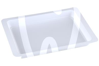 Product - BANDEJAS LISAS DESECHABLES 21 x 23 x 2,3