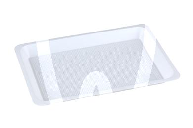 Product - BANDEJAS LISA DESECHABLES 21x10cm