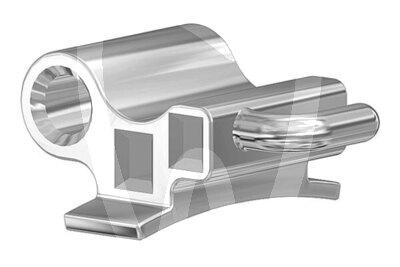 Product - TUBOS BUCALES PARA SOLDAR A BANDAS TRIPLES NO CONVERTIBLES CON TUBO REDONDO .045 OCLUSAL